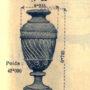 SAL_V1900_PL770 - Socle, vases et cache-pots - Image1