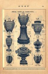 SAL_V1900_PL770 – Socle, vases et cache-pots