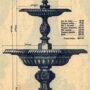 SAL_V1900_PL771 - Vasque et mascarons de fontaine - Image2