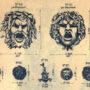 SAL_V1900_PL774 - Mascarons et têtes diverses - Image1