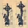 SAL_V1900_PL837 - Croix plates - Image1