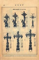 SAL_V1900_PL837 – Croix plates