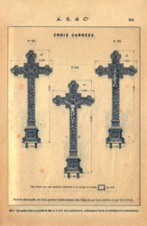 SAL_V1900_PL852 – Croix carrées