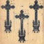 SAL_V1900_PL853 - Croix carrées - Image1