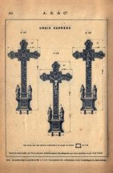 SAL_V1900_PL853 – Croix carrées