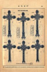 SAL_V1900_PL856 – Croix rectangulaires