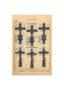SAL_V1900_PL857 - Croix rectangulaires - Croix ronde-bosse rustiques - Image3