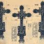 SAL_V1900_PL857 - Croix rectangulaires - Croix ronde-bosse rustiques - Image1
