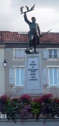 Monument aux morts – Saint-Amans-Soult