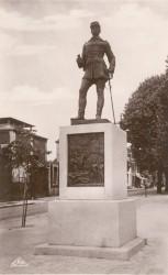 Monument au général Faidherbe – Saint-Quentin (détruit)