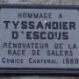 Monument à Tyssandier d'Escous - Salers - Image6