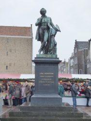 Monument à Ary Scheffer – Dordrecht (Pays-Bas)