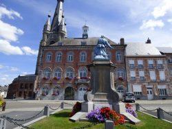 Monument aux morts – Solre-le-Château