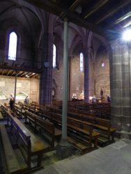 Colonnes – Eglise – Saint-Jean-Pied-de-Port