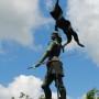 Monument à Jeanne d'Arc - Saint-Pierre-le-Moûtier - Image4
