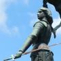 Monument à Jeanne d'Arc - Saint-Pierre-le-Moûtier - Image5