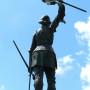 Monument à Jeanne d'Arc - Saint-Pierre-le-Moûtier - Image7