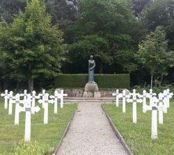 Monument aux morts – Cimetière militaire roumain – Soultzmatt
