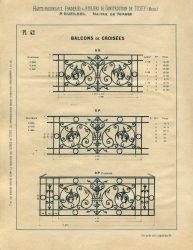 TU_DU_1897_PL042 – Balcons de croisées