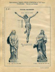 TU_DU_1897_PL083_BI – Statues religieuses