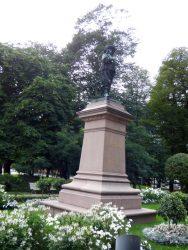 Monument à Per Brahe – Turku