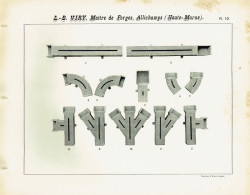 VIR_1893_PL10 – Gargouilles simples, gargouilles doubles, raccords de gargouilles