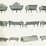 VIR_1893_PL11 - Grilles pour intérieurs de cheminée et de poêle, bûches économiques - Image1