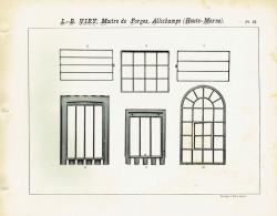 VIR_1893_PL18 – Châssis de couche, fenêtres, châssis pour toiture