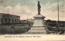 Dr. Benjamín Aceval – Ciudad de Villa Hayes