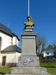 Buste de poilu – Saint-Etienne-lès-Remiremont