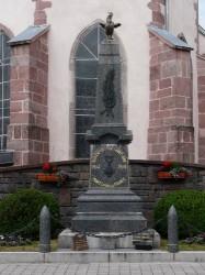 Coq gaulois chantant – Saint-Amé