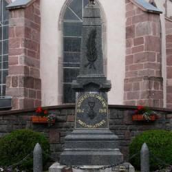 monument aux morts Saint-Amé