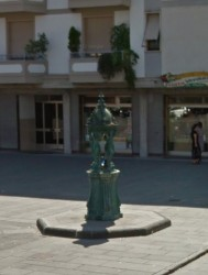 Fontaine Wallace – Piazza Italia – Pontremoli