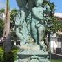Fontaine du jardin de la Mairie - Saint-Louis de la Réunion - Image1
