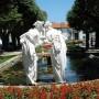 Nymphes à la fontaine - Jardim da Av. Visconde Guedes Teixeira - Lamego - Image2