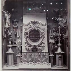 stand d\'exposition de Monduit et Béchet