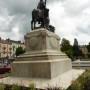 Monument de la Défense, dit le Cheval fatigué, ou Monument aux morts de 1870 - Chalon-sur-Saône - Image4