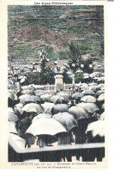 Monument à Gilbert Planche – Argentière-La Bessée