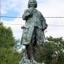 Monument à Jean-Jacques Rousseau - Montmorency (fondu) - Image1